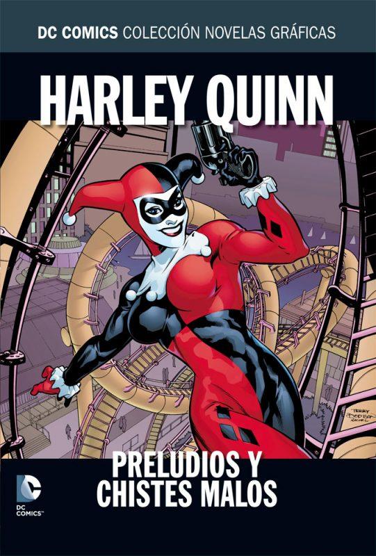 Harley Quin Preludios y Chistes malos