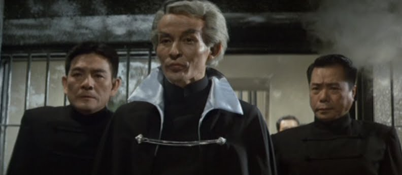 El malvado Dr Who y sus secuaces