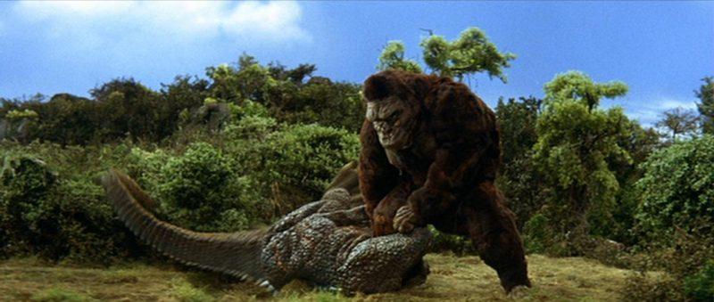 King Kong contra Gorosaurus