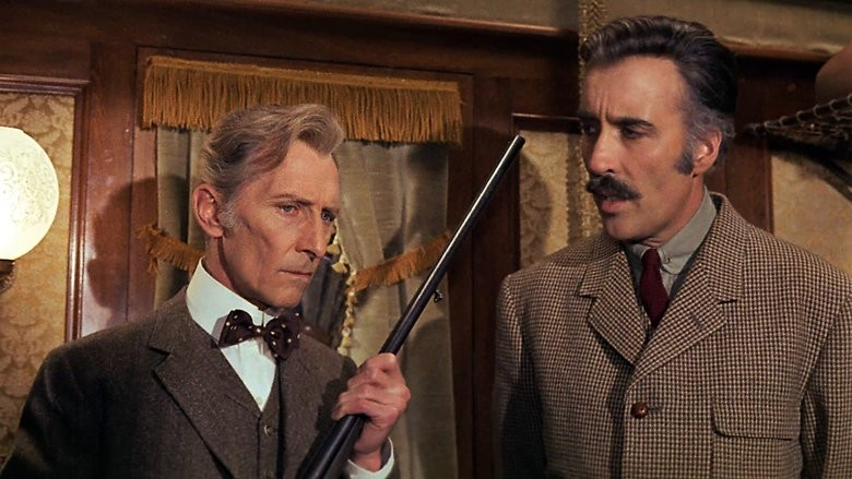 Cushing y Lee nunca defraudan