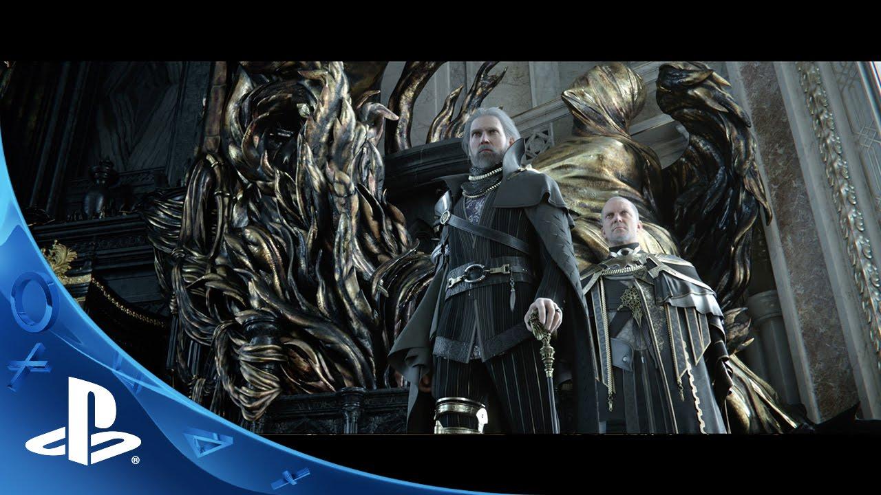 Kingslaive Final Fantasy XV