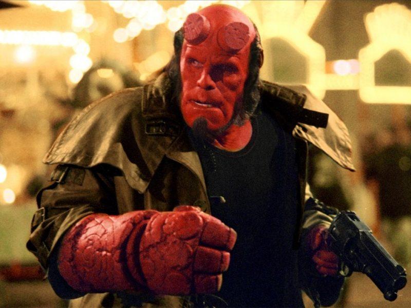Hellboy en el cine.