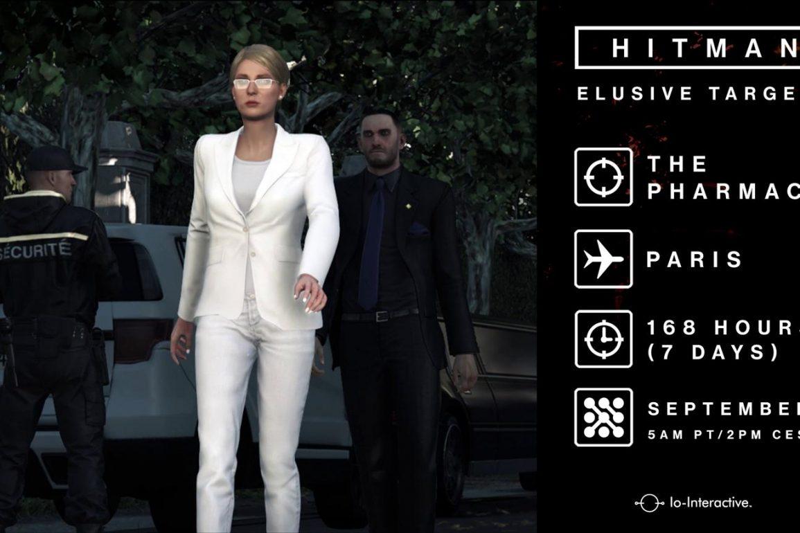 Hitman Objetivo Escurridizo 10