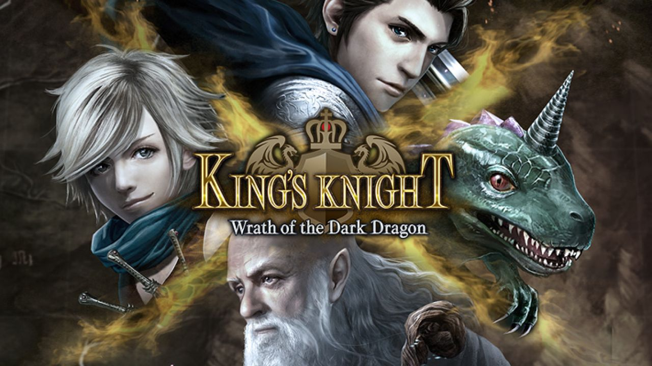 King's Knight - Wrath of the Dark Dragon