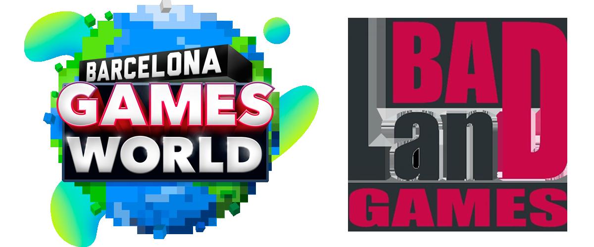 Barcelona Games World + BadLand Games