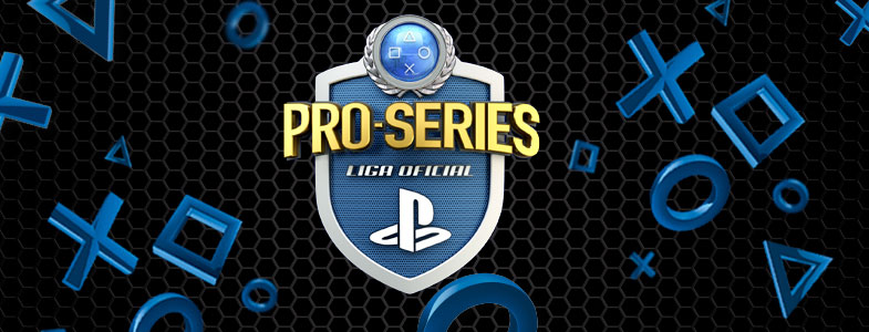 PRO-SERIES Liga Oficial PlayStation