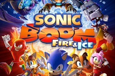 Sonic Boom: Fuego y Hielo