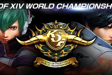 Campeonato Mundial The King of Fighters XIV