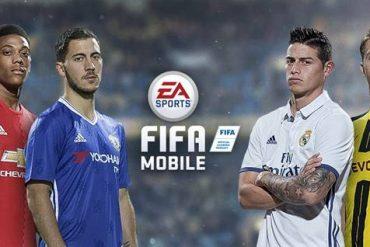 EA Sports FIFA Mobile