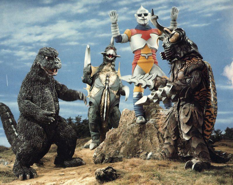 ¿Cuatro monstruos mejor que uno?