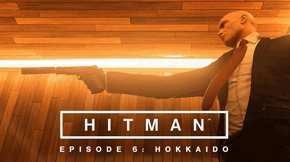 Hitman Episode 6: Hokkaido