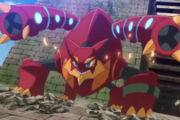 Pokemon - Volcanion