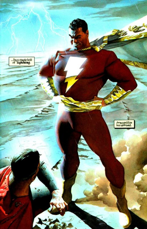 Shazam en Kingdom Come