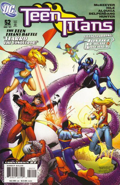 Starro en Teen Titans