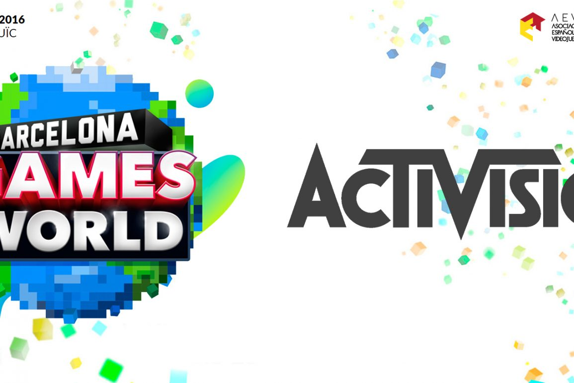 Barcelona Games World - Activision
