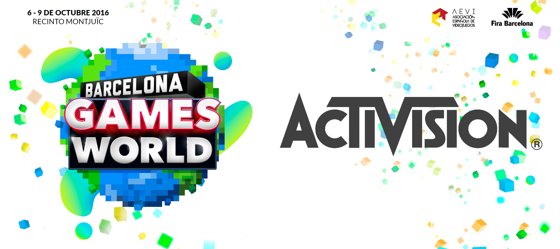 Barcelona Games World - Activision
