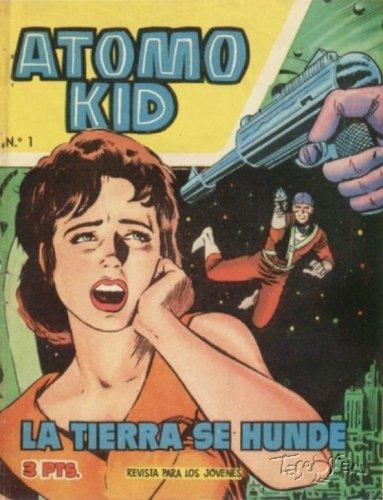 Primer número de la colección española.