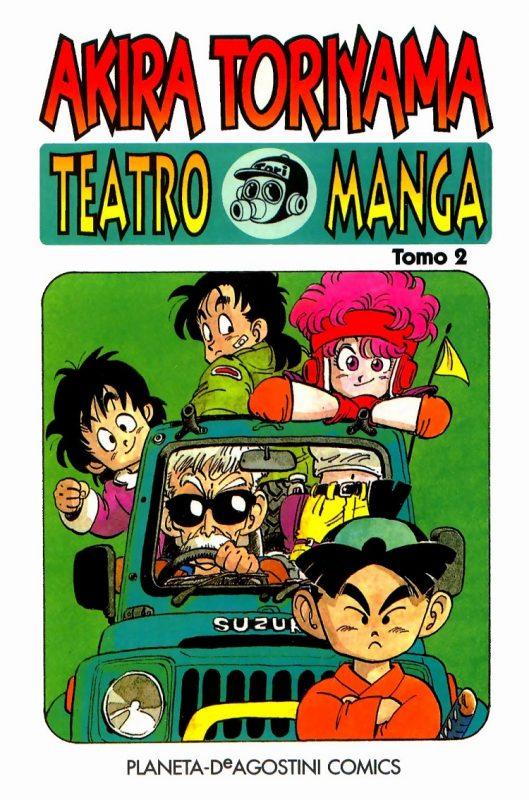 Teatro Manga 2