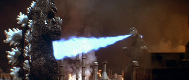 Godzilla contra Godzilla