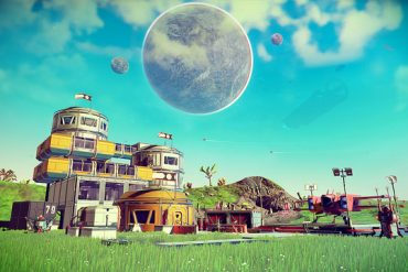 No Man's Sky - Foundation Update