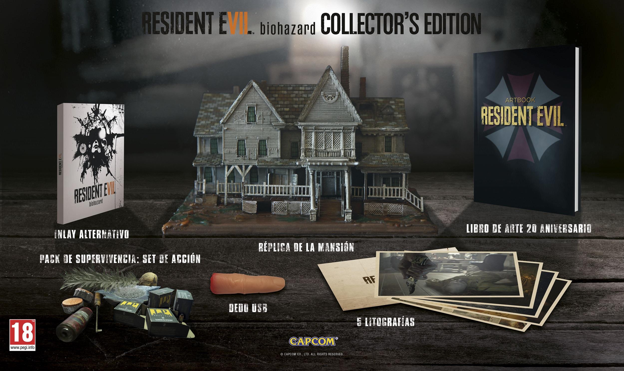 Resident Evil 7 biohazard - Edición Coleccionista