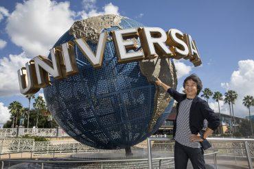 Shigeru Miyamoto - Universal Parks