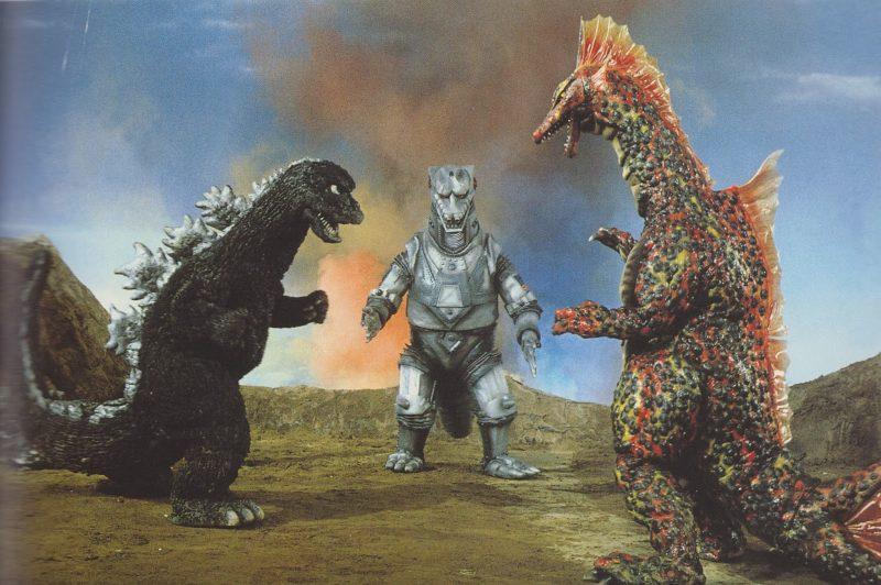 Protagonistas de la batalla final
