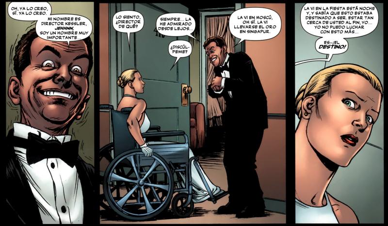 Las mujeres en silla de ruedas son la mayor fantasía de Mono