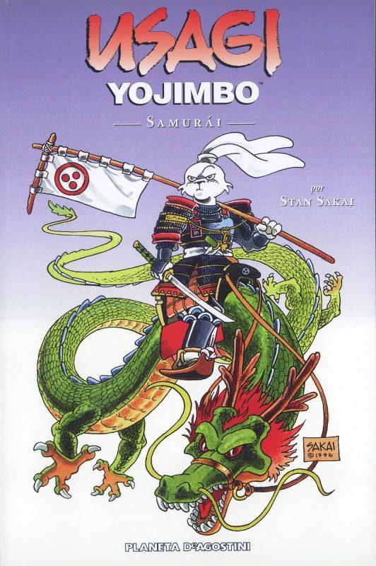 Usagi Yojimbo Samurái