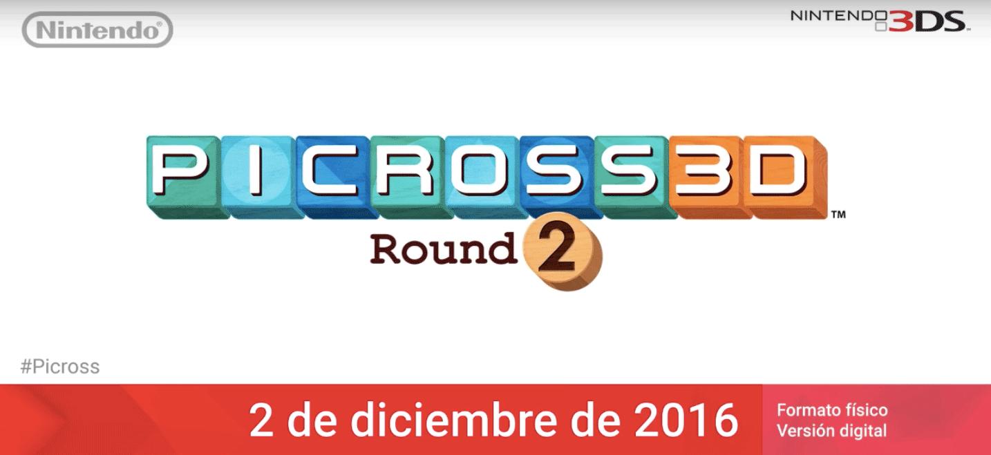 Picross 3D: Round 2