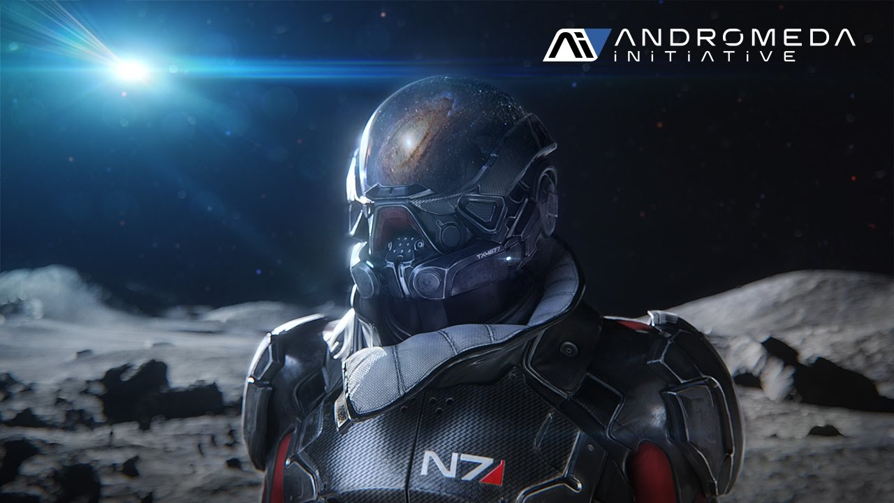 Mass Effect: Andromeda Initiative