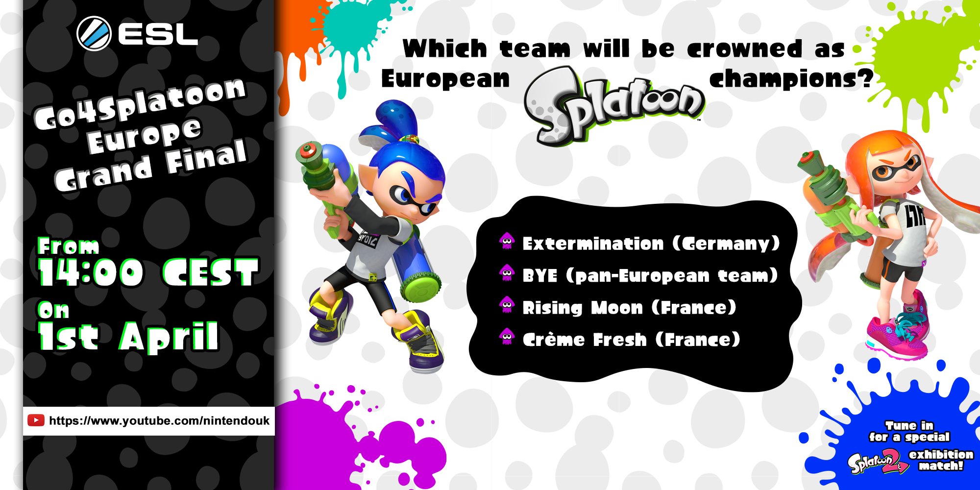 ESL Splatoon