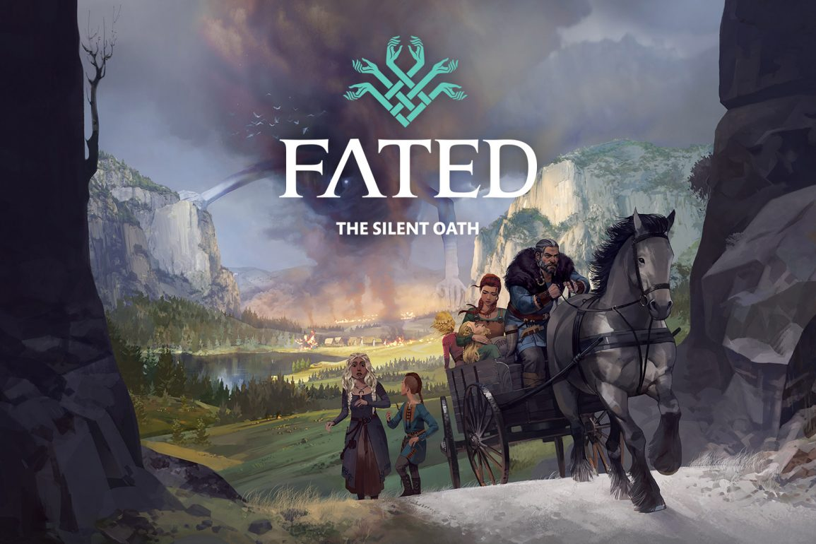 Fated: The Silence Oath