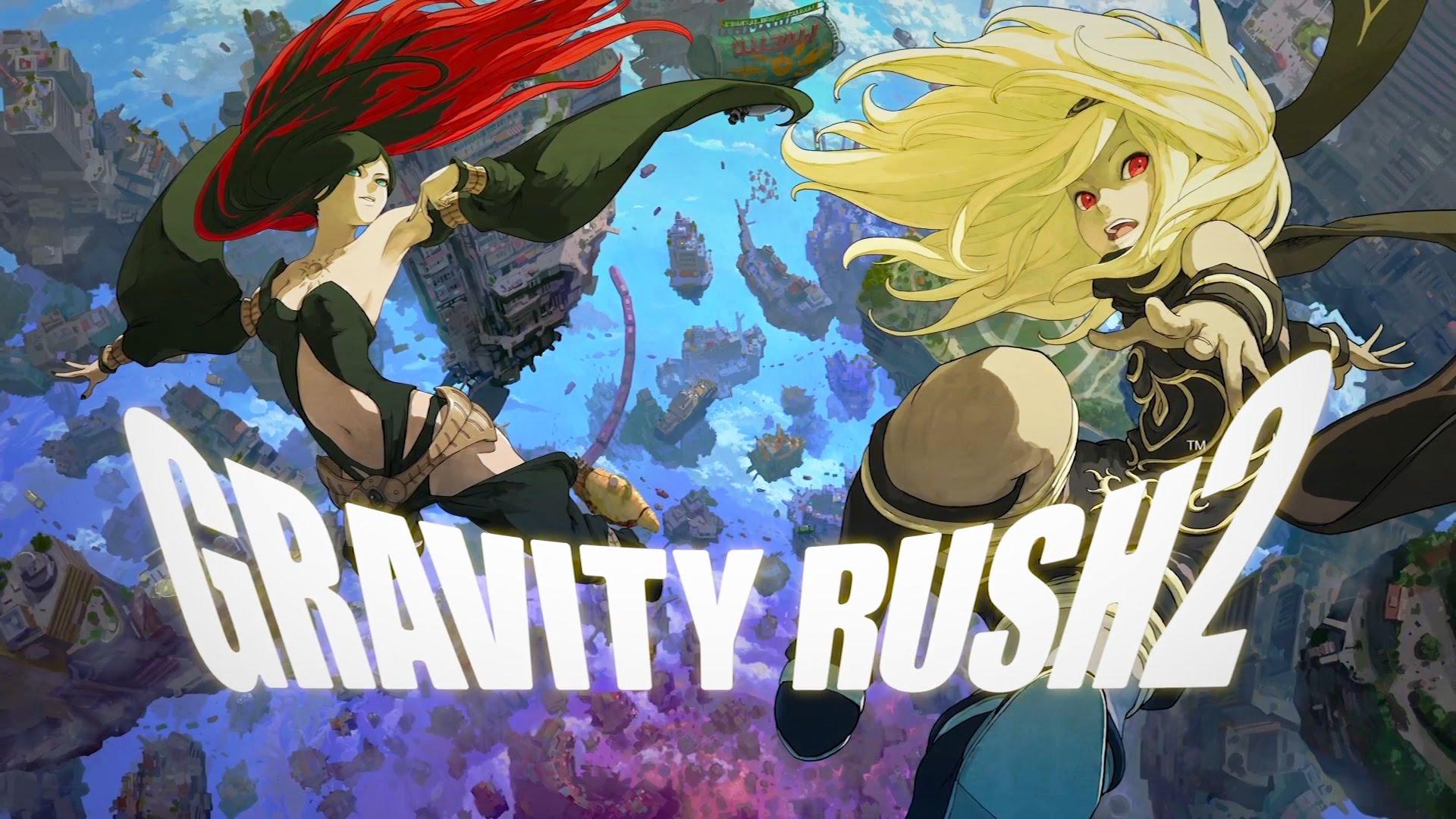 Resultado de imagen para gravity rush 2