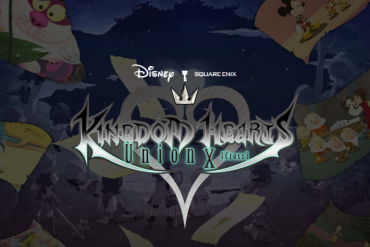 Kingdom Hearts Union X [Cross]