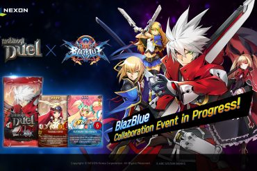 Mabinogi Duel x BlazBlue Collaboration