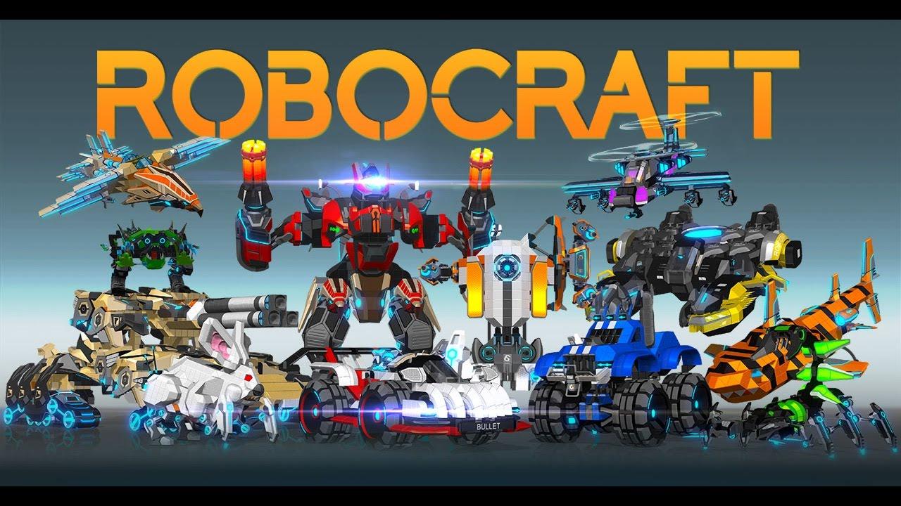 'Robocraft' entra en beta con una gran actualización ...