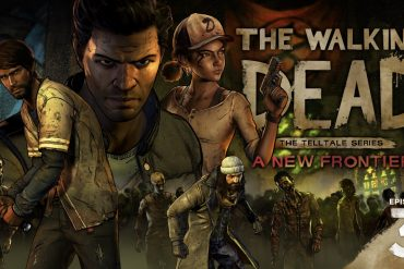 The Walking Dead: The Telltale Series - A New Frontier - Episode Three: Above the Law