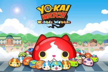 Yo-Kai Watch Wibble-Wobble
