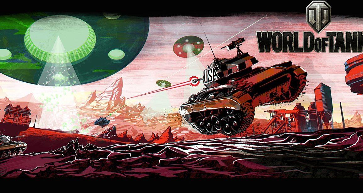 World of Tanks - Marte