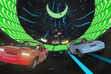 GTA Online - Stunts Race