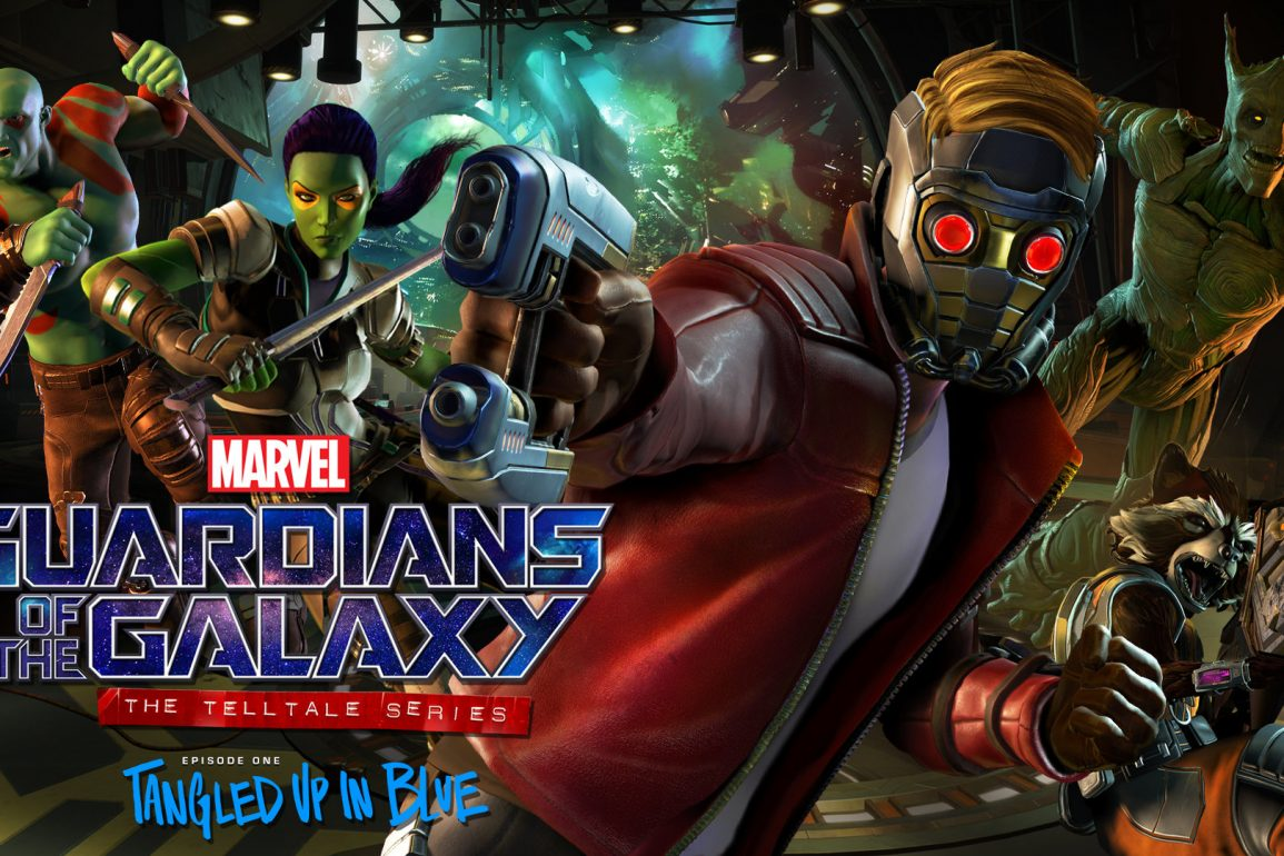 Guardians of the Galaxy - The Telltale Series - Episode 1 - Tangled Up In Blue