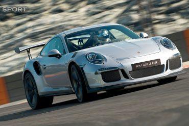 Gran Turismo Sport - Porsche