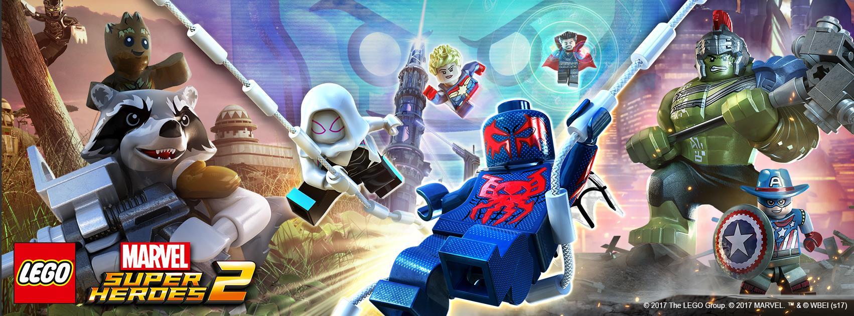 Anunciado Lego Marvel Super Heroes 2 Combogamer