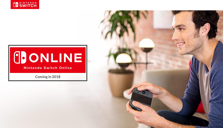 Nintendo Switch Online Services