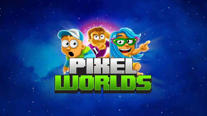 Pixel Worlds