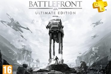 Star Wars Battle Front Ultimate Edition PS+