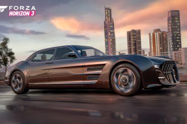 FFXV Forza Horizon 3 - Regalia