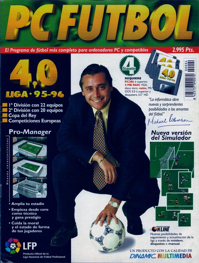 PC Futbol 4.0
