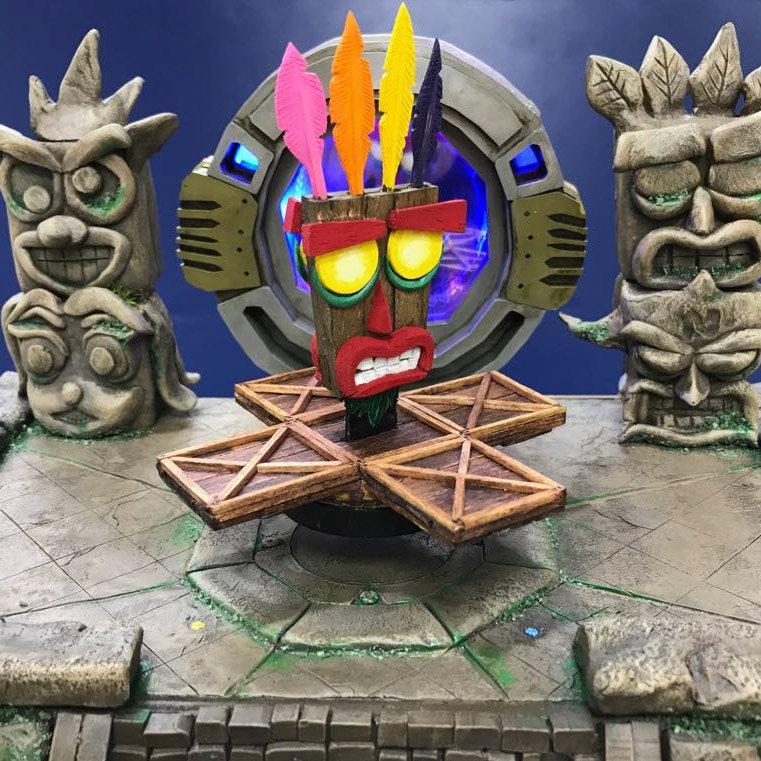 PS4 Crash Bandicoot Edition